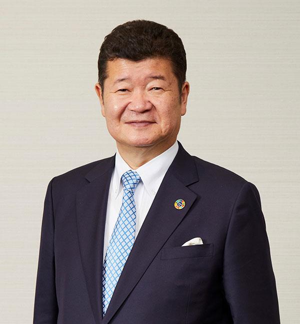 餃子の王将 社長